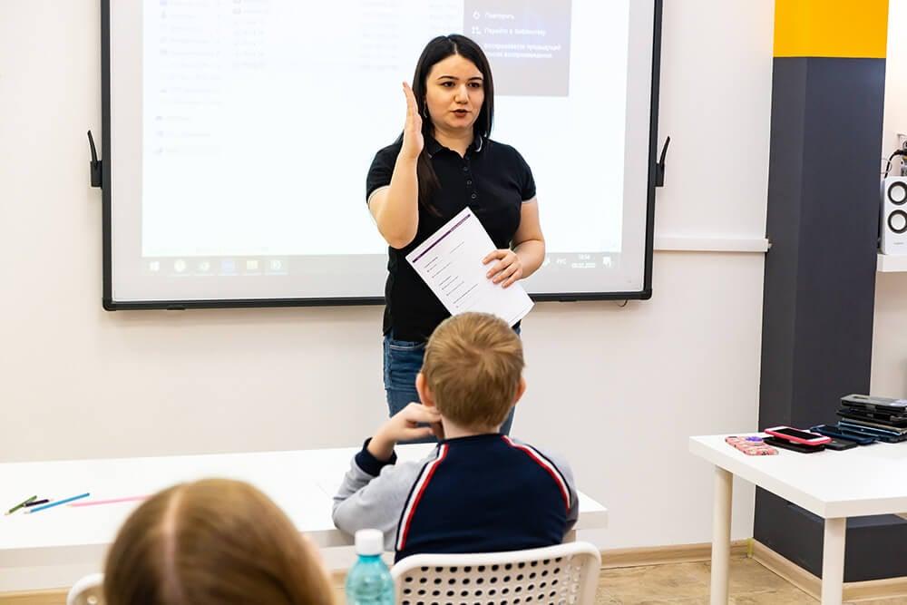 Английский язык для детей от 3 до 6 лет