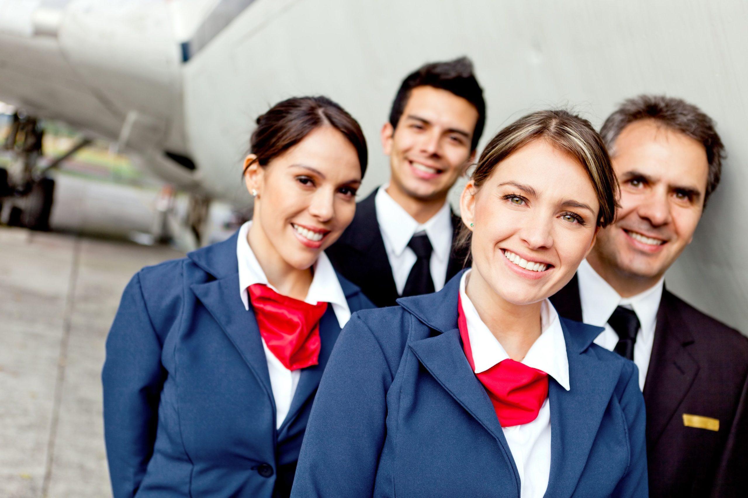 Английский для бортпроводников и стюардесс